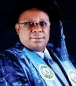 Prof. Teddy Charles Adias, VC Federal University Otuoke