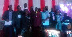 AMLSN National Executive Officers